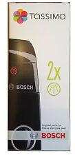 1 caja Bosch TASSIMO Vivy 2 tas1402gb Máquina de café desincrustante