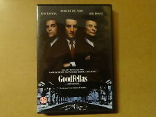 DVD / GOODFELLAS ( RAY LIOTTA, ROBERT DE NIRO, JOE PESCI )