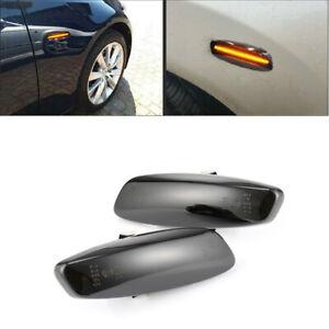 2x Side Marker Signal Light For Peugeot 207 308 3008 5008 for Citroen C3 C4 C5