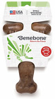 Benebone Wishbone Durable Dog Chew Toy for Aggressive Chewers, Made in USA, Real