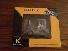 K-Line by Lionel 22646 Ford Motorcraft Speeder # 12 NEW in Box!