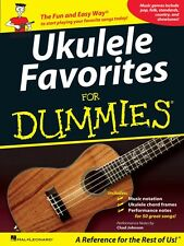 Ukulele Favorites for Dummies - Ukulele Book NEW 000119672