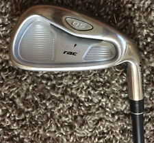 Taylormade RAC OS 6 Iron Graphite UG65 Stiff Shaft MINT RH