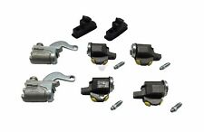 New Set of Six Front and Rear Wheel Brake Cylinders Kit for MGA 1500 Triumph TR3