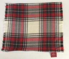 "Pottery Barn Hamilton Plaid Pillow Cover 20x20"" ~ Christmas ~ New with Tags"