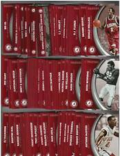 2015 Panini Alabama Collegiate Collection Complete 80 Card Set  - NM-MT