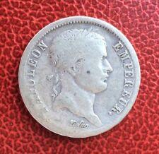 France - Napoléon Ier - Rare monnaie de 2 Francs 1809 W (lille) - 62.152 Ex