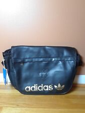 University Of Kansas Jayhawks Adidas Black Messenger Laptop Bag 218ca2e151516