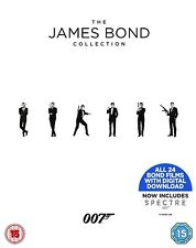 007 James Bond - Complete Collection (24 Films) BLU-Ray NEW BLU-RAY (6506107000)