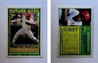 Tony Longmire Signed 1994 Topps #28 Card Philadelphia Phillies Auto Autograph