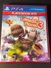 LittleBigPlanet 3 / Little Big Planet 3 [ PlayStation Hits ] (PS4) NEW