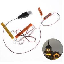 USB Interface LED Lighting kit for Old Fishing Store 21310 LED Power Model Decor
