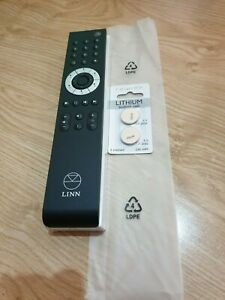 Brand New Linn Slimline Remote in BLACK  REM22