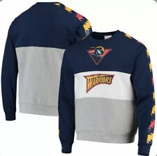 $90 Golden State Warriors Mitchell & Ness Leading Scorer Fleece Men's Sz MEDIUM