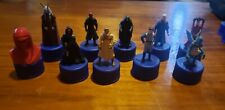 Star Wars Exclusive Pepsi Bottle Cap Figure Collection Lot Of 50 very rare piece