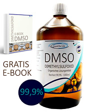 Liquid for Life® DMSO 1000 ml  Dimethylsulfoxid - pharmazeutische Reinheit