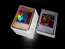 Yugioh Complete Chaos Dragon Deck! Black Luster Dark Armed Scarlight Stardust!!!
