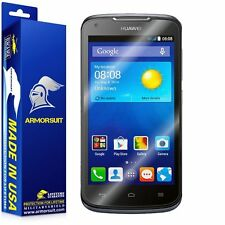 ArmorSuit MilitaryShield Huawei Ascend Y520 Case Friendly Screen Protector NEW!