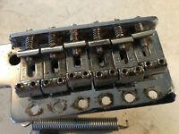 Genuine Fender Strat Relic Stratocaster 2 1/16 Mex Bridge Trem Vibrato