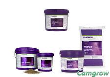 Plagron - Bat Guano - Mega Worm - Calcium Kick 1L,5L,25L Soil Improvers
