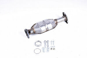 CATALYTIC CONVERTER / CAT TYPE APPROVED FOR HONDA 18160PHKG00 OEM QUALITY