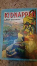 kidnapped by robert louis stevenson 1935  dust jacket hard cover