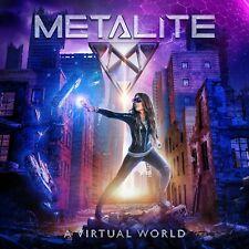 METALITE - A Virtual World - CD - 884860365222