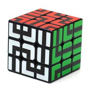 Maze Cube Magic Brain Game Rubic Rubick Gift Cubo Rubix IQ Puzzle Adult Kid Toys