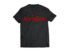 Alice in Chains Tribal Sun Vintage Style 90s Grunge Rock Men's T-Shirt NEW 2