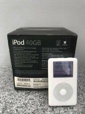 Apple iPod 4th Gen 40GB M9268LL/A in Original Box Free P+P