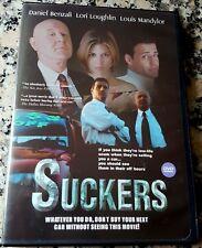 SUCKERS RARE DVD Lori Loughlin Mandylor Daniel Benzali Roger Nygard Car Sales
