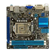 ASUS P8H61-I LX R2.0 Motherboard Intel H61 LGA 1155 MINI-ITX SATA3.0 USB2.0 Used