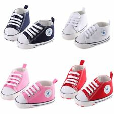 Toddler Boy Shoes Sneaker Sole 0-18 Months Soft Crib Girl Newborn Baby Infant