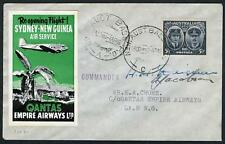 Aerophilately (Papua New Guinea) - 2 Apr.1945 (AAMC.P160) Sydney - Lae cover