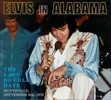 ELVIS PRESLEY - FTD CD  -  ELVIS IN ALABAMA   -  FTD CD