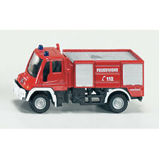 SIKU Unimog Fire Engine 1:87 Scale * die-cast toy vehicle model #1068 * NEW