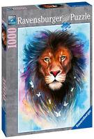 13981 Ravensburger Majestic Lion Jigsaw Puzzle 1000 Piece Suitable for 12yrs+