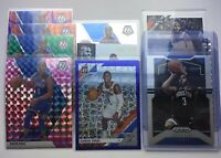 2019-20 Chris Paul. Blue Green Pink And Silver Prizm 10 Card Lot