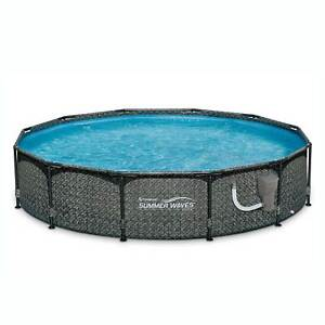 Above Ground Pools For Sale In Stock Ebay