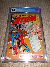 1964 DC Showcase  #36 CGC 6.5 The Atom