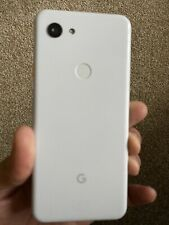 Google Pixel 3a - 64GB - White (Unlocked) Smartphone - Excellent Condition