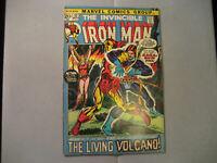 Iron Man #52 (1972 Marvel)