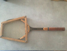 Antique Wilson Advantage Tennis Racquet