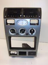 FORD MONDEO III Mittelkonsole Uhr Klima 1S71-15000-AF 1S7H-18D451-AC 1S7H19980AE