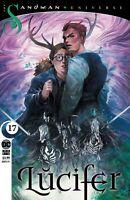 Lucifer #17 Sandman Universe DC Black Label 1st Print 2019 unread NM