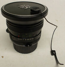 Sigma XQ 18mm 1:3.2 F/3.2 Ultra Wide Angle Camera Lens