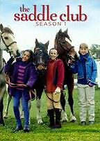 SADDLE CLUB: SEASON 1 (Keenan Macwilliam) - DVD - Region Free - Sealed