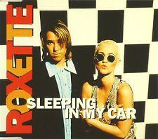 Maxi CD - Roxette - Sleeping In My Car - #A2213