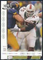 2003 Press Pass JE Tin Football Card #CT26 Jerome McDougle