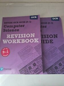 OCR GCSE (9-1) Computer Science Revision Workbook and Guide Bundle